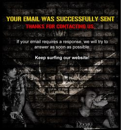 Thank you for contacting Punk Outlaw Records